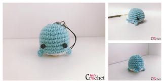 FREE Baby Whale Crochet Pattern