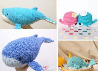 Baby Whale Free Crochet Pattern