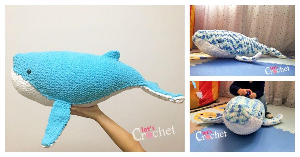 Amigurumi - Crochet Orca Whale