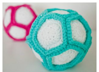 Rattle Ball Free Crochet Pattern