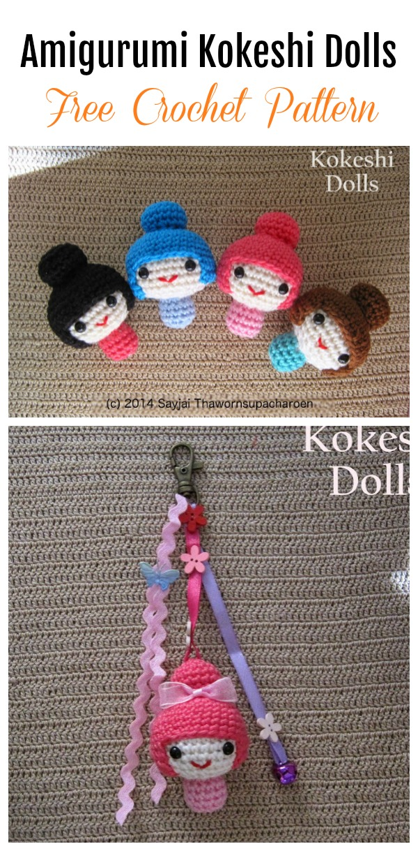 Hello Kitty, PDF Crochet Pattern, Japanese eBook,amigurumi, No.012 | 1219x600