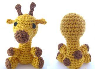 Amigurumi Giraffe crochet free pattern