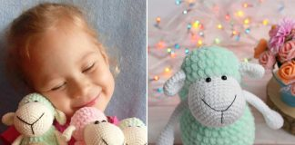 Amigurumi Sheep Toy Free Crochet Pattern