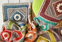 Charlotte's Dream Blanket Crochet Free Pattern