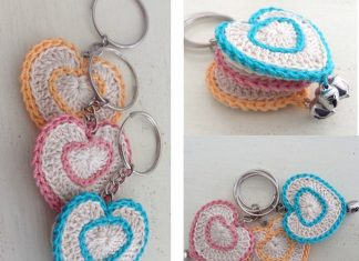 Love For Valentine's Day Crochet Pattern