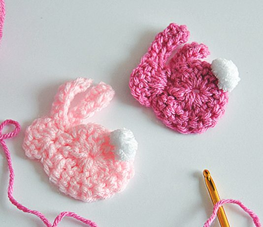 Simple & Quick Bunny Crochet Free Pattern