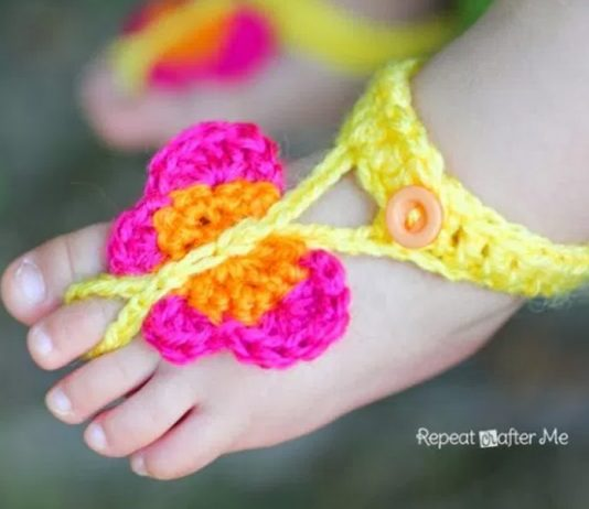Booties Slippers Archives A Board Of Free Crochet Patterns