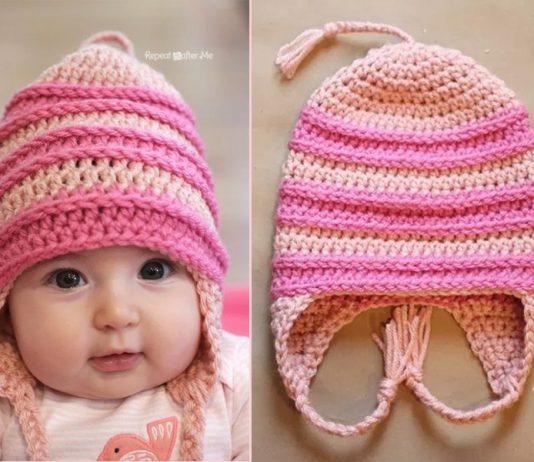 Crochet Edith Inspired Hat Crochet Free Pattern