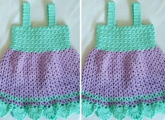 Valerie's Summer Sundress Crochet Free Pattern