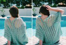 Laikini Cardigan Crochet Free Pattern