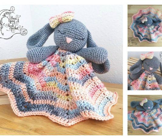 Amigurumi Baby Blanket Bunny Crochet Free Pattern