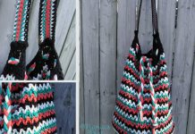The Roxy Bag Crochet Free Pattern