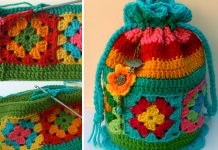 Crochet Dilly Bag Purse Free Pattern