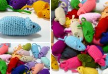 Little Mouse FREE Crochet Pattern