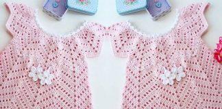 Baby Blossom Summer Dress | Free Crochet Pattern