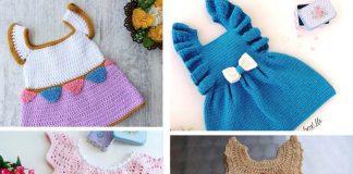 Cute Baby Girl Dress Free Crochet Pattern