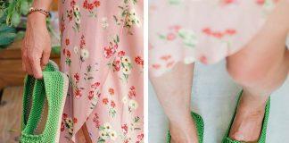 Slip-On Shoes Free Crochet Pattern