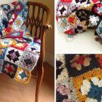 Libby's Granny Squares Blanket Free Crochet Pattern
