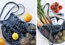 FRENCH MARKET BAG CROCHET FREE PATTERN