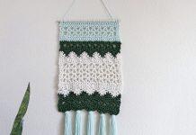 Crochet Wall Hanging Free Pattern