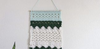 Crochet Wall Hanging Free Pattern