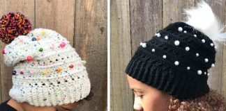 The XOXO Slouch Hat: A Free Crochet Pattern