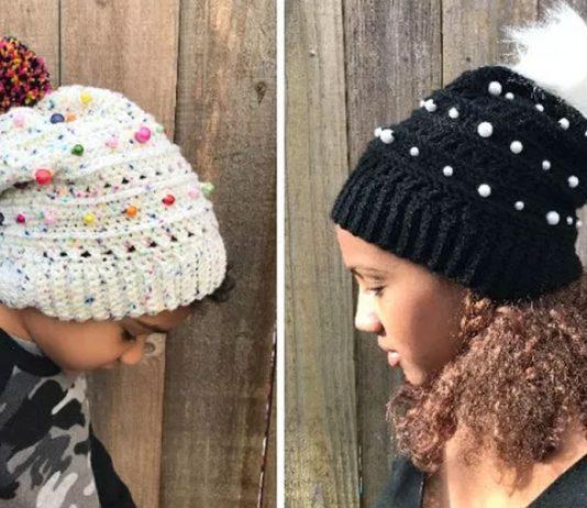 The XOXO Slouch Hat: A Free Crochet Pattern