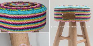 Sophie's Stool Crochet Free Pattern