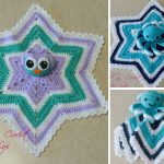 Crochet Baby Lovey Free Pattern