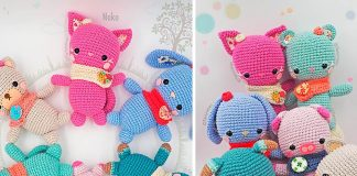 Amigurumis Little Kawaii Free Crochet Pattern