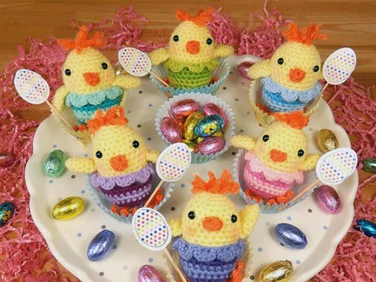 Little Chirpy Chick Crochet Free Pattern
