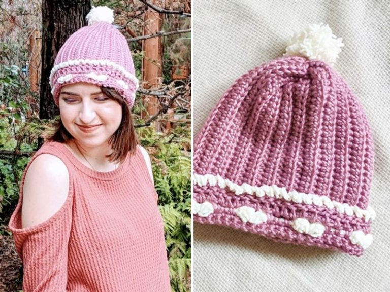 A Dream Is a Wish Your Hat Free Crochet Pattern