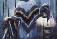 The House Wrap Crochet Free Pattern