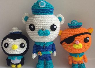 The Octonauts Crochet Free Pattern