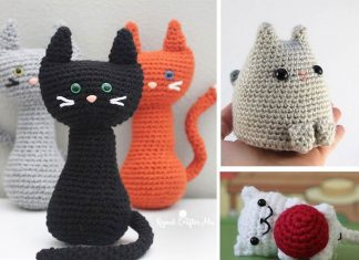 Kitty Cat Crochet Free Pattern