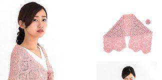 Kushel Shawl Crochet Free Pattern