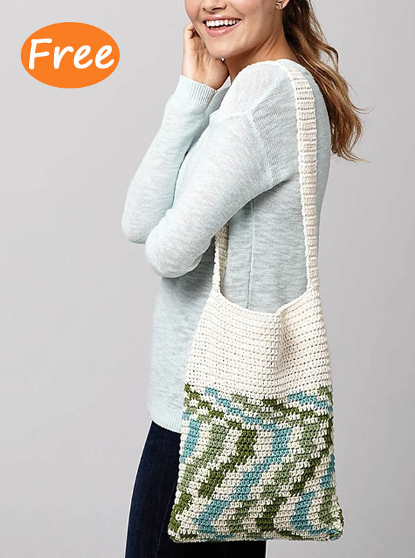 Everyday Bag Crochet Free Pattern