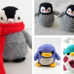 Baby Penguin Amigurumi Crochet Free Pattern