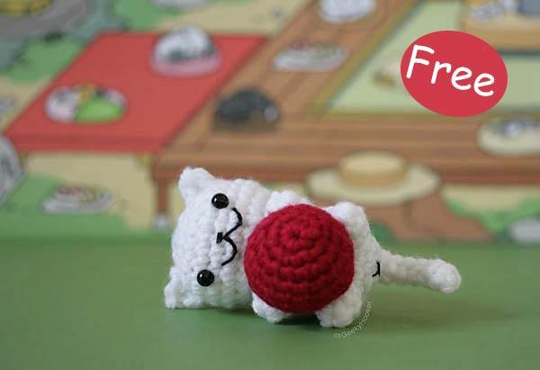 Kitty Cat Crochet Free Pattern