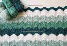 6 Day Kid Blanket Crochet Free Pattern
