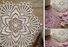 Starlight Refraction Crochet Free Pattern