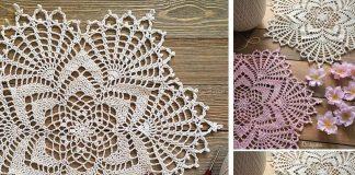 Starlight Refraction Crochet Free Pattern