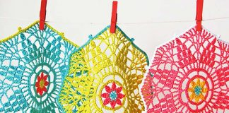 Dada's Doily Crochet Free Pattern