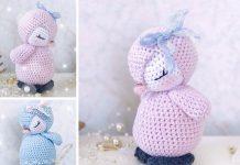 Penguin Amigurumi Crochet Free Pattern
