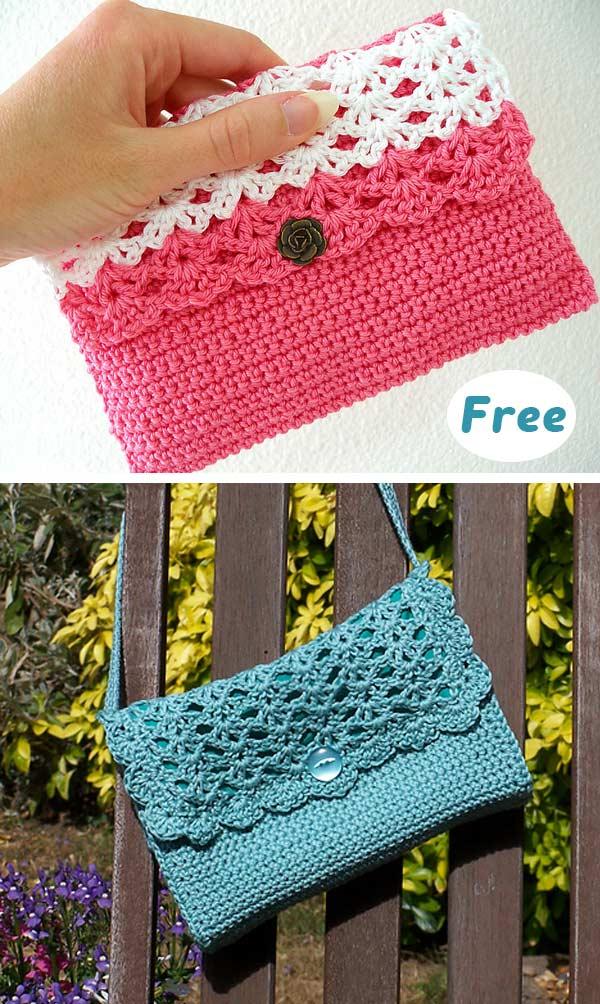 Perfect Purse Crochet Free Pattern