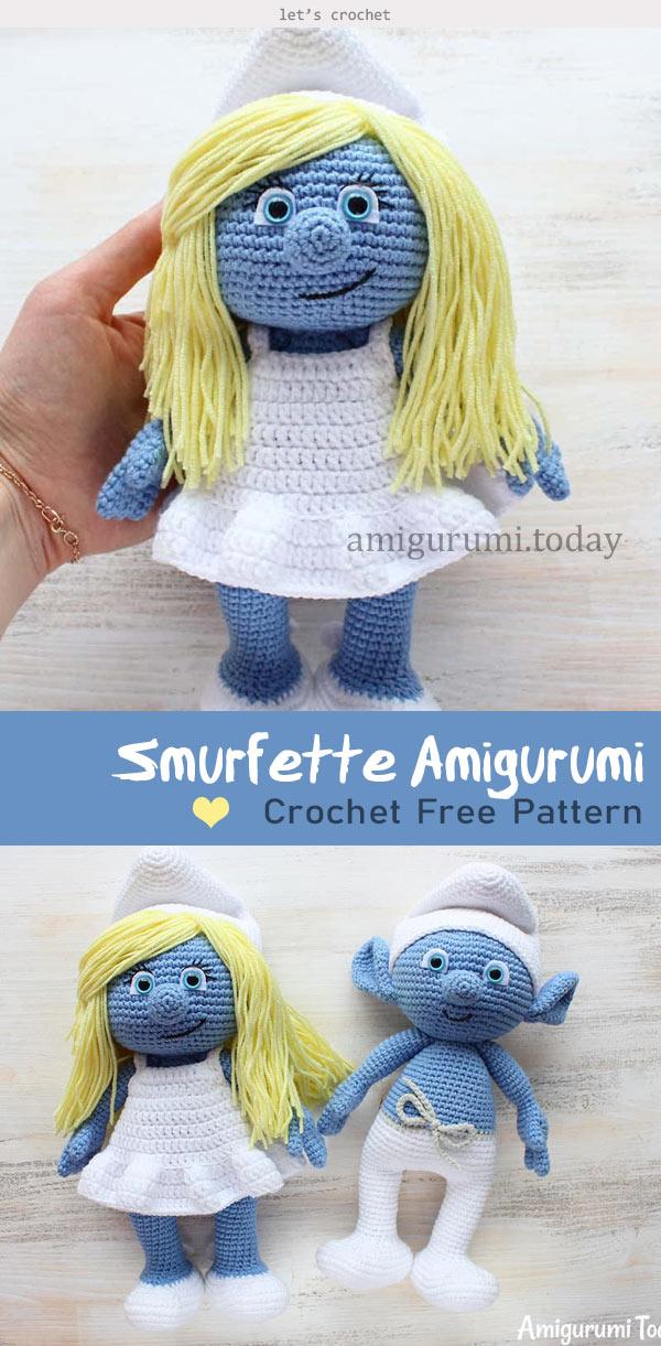 Naughty monkey amigurumi pattern | Crochet monkey pattern, Crochet ... | 1221x600
