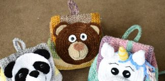 Animal Backpack Crochet Free Pattern