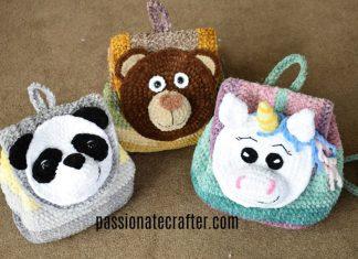 Crochet Cat Purse - Free Easy Pattern | Crochet purse pattern free ... | 235x324