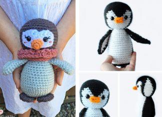 Amigurumi Penguin Free Crochet Pattern
