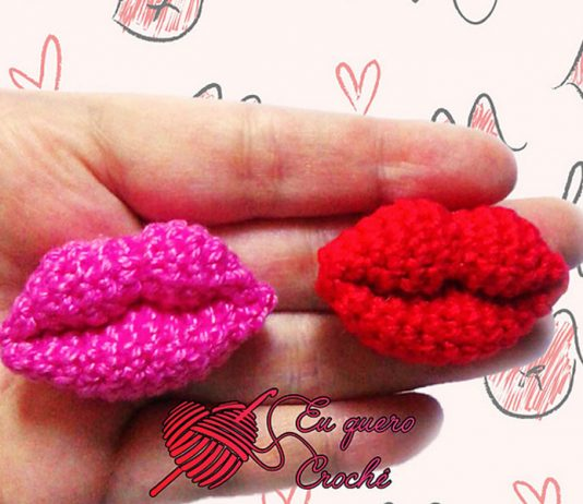 Kiss Crochet Free Pattern